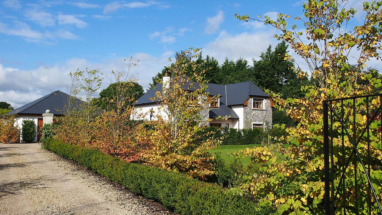 Private Garden, Kilbride, County Meath, Ireland - EBLA
