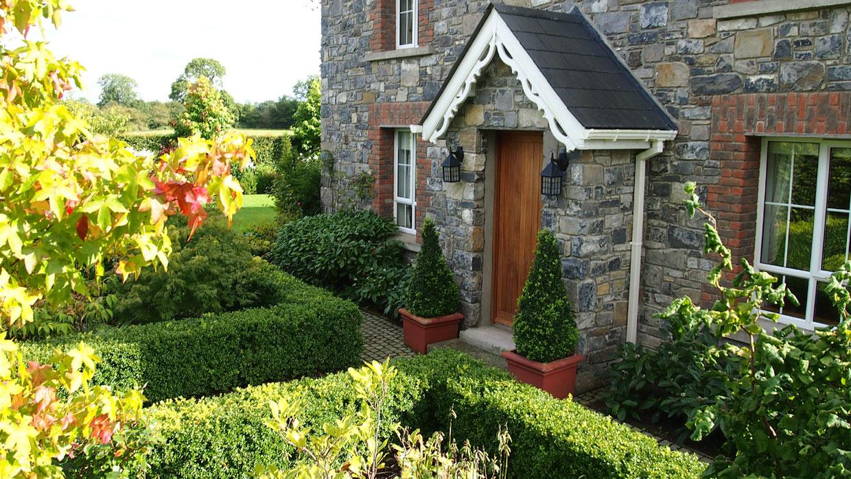 Private Garden, Longwood, County Meath, Ireland - EBLA